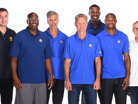Steve Kerr And Staff Earn Western Conference Coaching Duties At 2017 All-Star Game