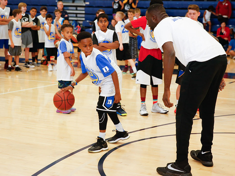 Warriors Basketball Camp, Powered By Under Armour, Announces 2017 Summer Camp Schedule
