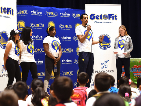 Photos: Get Fit with Shaun Livingston, presented by Kaiser Permanente