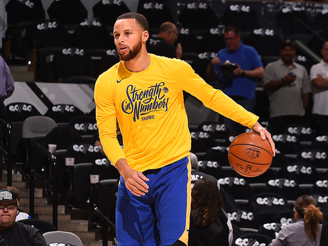 Stephen Curry Injury Update - 4/20/18