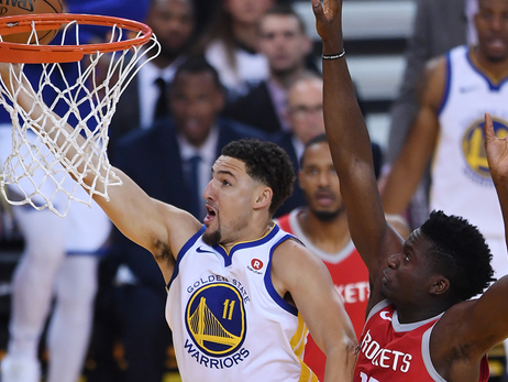 Game 4 Preview: Warriors vs. Rockets - 5/22/18