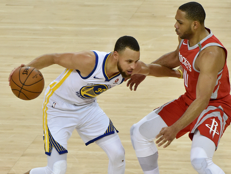 Game 7 Preview: Warriors at Rockets - 5/28/18