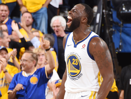 2017-18 Moments of the Year: Draymond Green