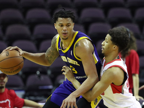 Warriors Sign Free Agent Guard Damion Lee To Two-Way Contract