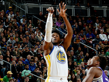 Warriors Exercise Two-Way Player Conversion On Forward Marcus Derrickson