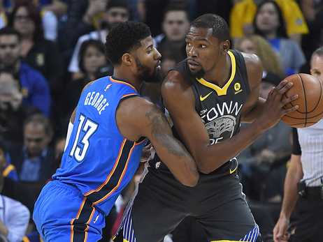 Game Preview: Warriors vs. Thunder - 10/16/18