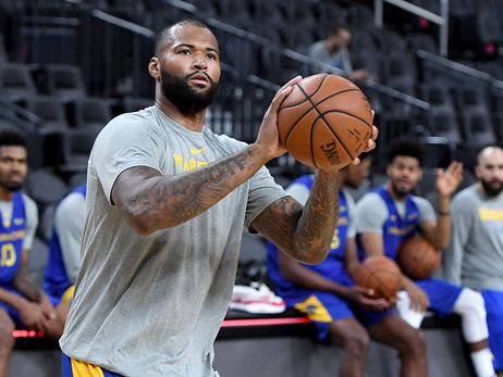 Cousins Making Progress with His Rehab Program