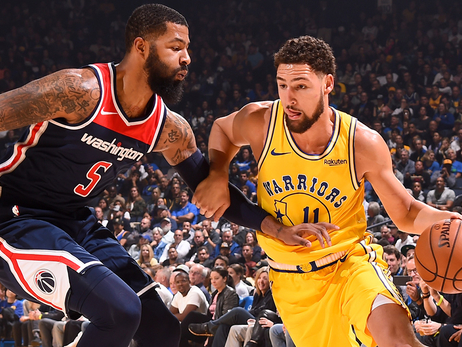 Game Preview: Warriors at Wizards 1/24/19