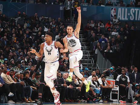 The Top Stephen Curry Moments of All-Star Weekend