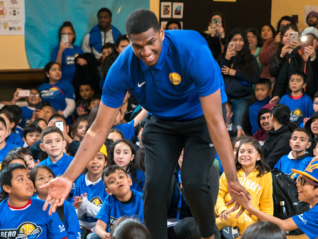 Photos: Read to Achieve with Kevon