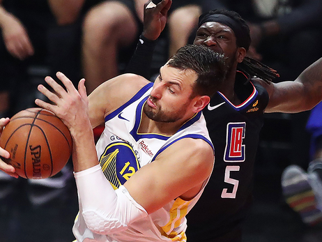 Bogut Fitting Right In
