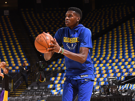 Warriors Waive Chris Boucher
