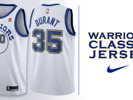 Warriors to Debut Classic Edition Uniforms Tomorrow Night
