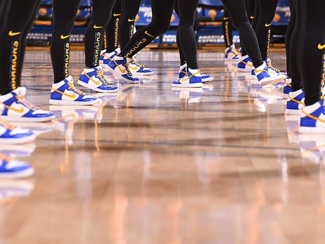 Warriors Incorporates Senior Dance Team into 2018-19 Season Dance Program