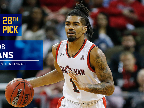 Warriors Select University of Cincinnati's Jacob Evans With 28th Overall Pick in 2018 NBA Draft