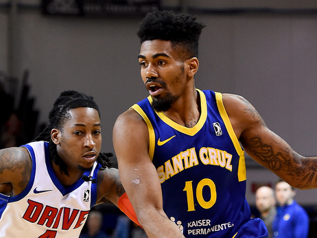 Warriors Assign Jacob Evans III To Santa Cruz