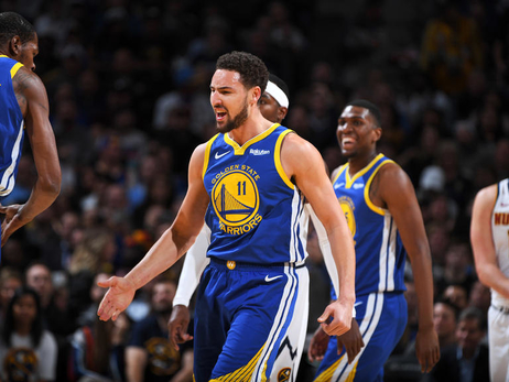 Photos: Warriors at Nuggets - 1/15/19