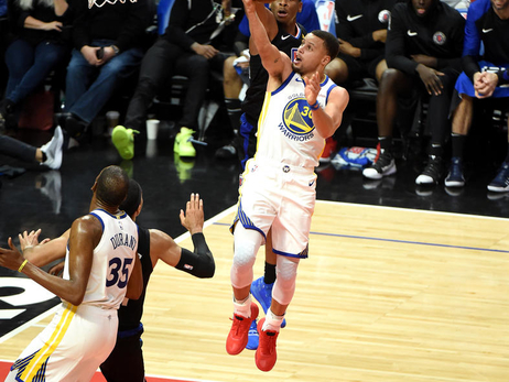 Photos: Warriors at Clippers - 1/18/19