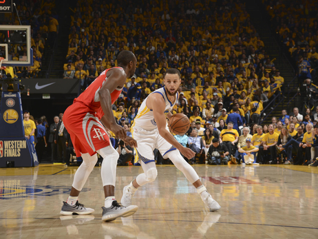 Photos: Warriors vs. Rockets - 5/26/18