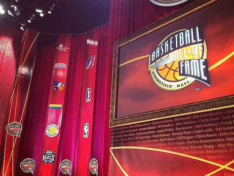 Naismith Memorial Basketball Hall of Fame Enshrinement Ceremony: Class of 2014
