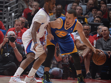 Warriors-Clippers: Game 2 Recap Photos (4/21/14)