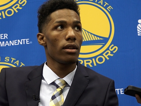 Warriors Sound: Nine Minutes with Patrick McCaw