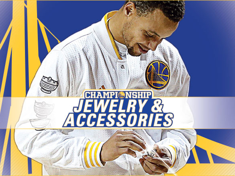 Warriors Championship Jewelry Fan Collection Now On Sale
