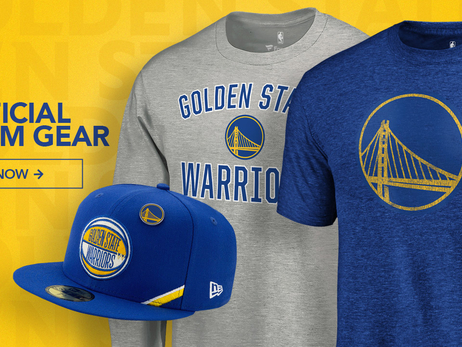 Golden State Warriors and Fanatics Announce Long-Term Omnichannel Retail Partnership