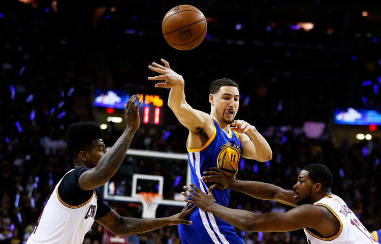 warriors defeat cavs in game 6 to win nba championship golden