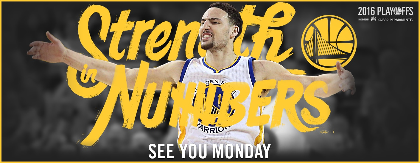 Warriors Single Game Tickets for Game 7 of the Western ...
