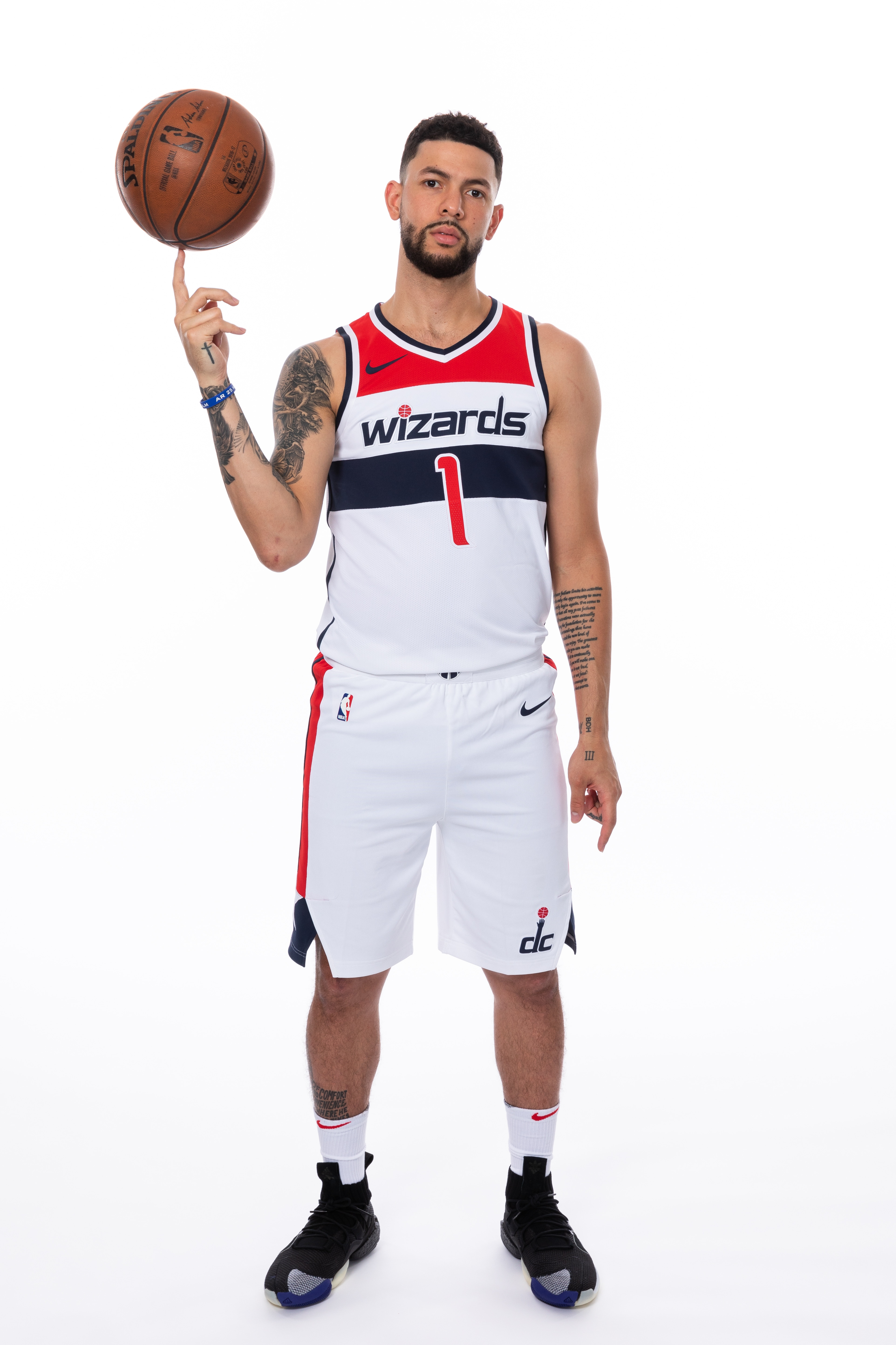 b4f31944043 Austin Rivers Introduced in D.C. - 7 2 18. July 2