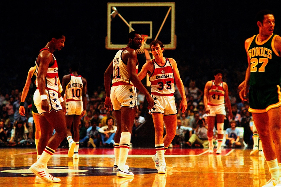 Wizards History | Washington Wizards