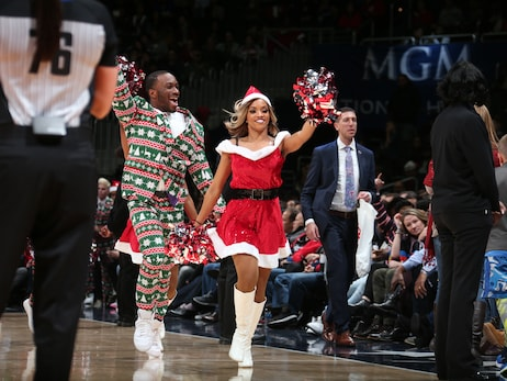 Photos: Best of Wizards Dancers - December