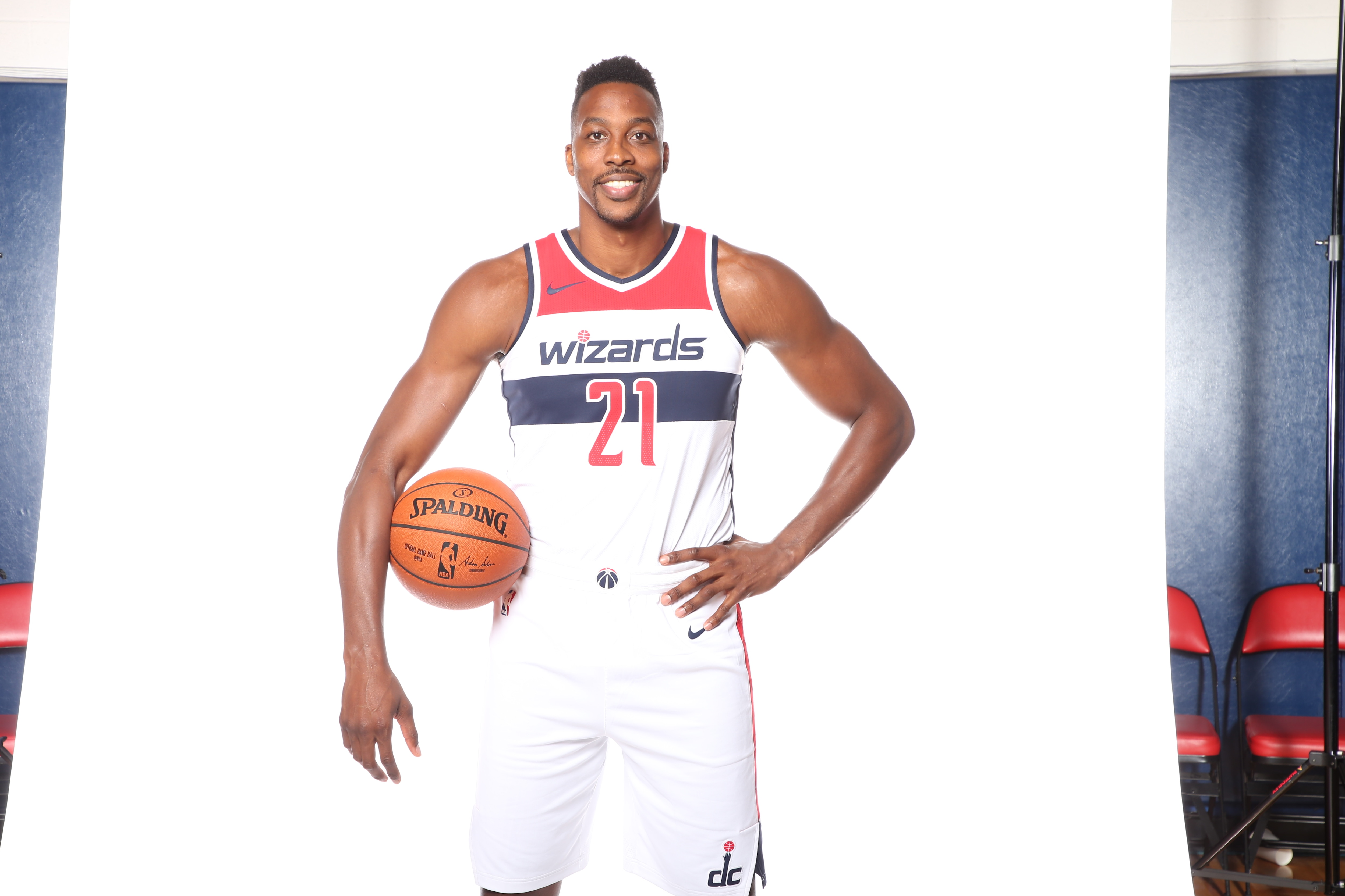 Photos Dwight Howard Arrives In D C Washington Wizards