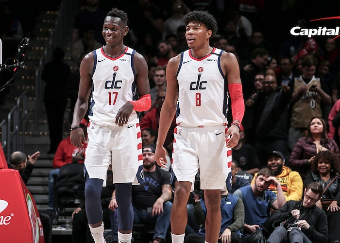 Wizards close scrimmage schedule Monday afternoon vs ...
