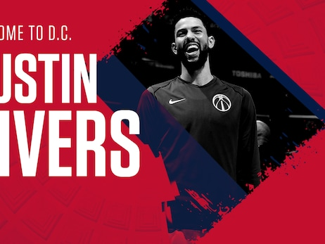 Wizards boost backcourt with Rivers trade