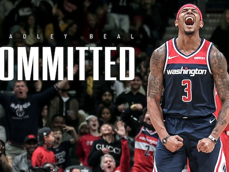 Wizards sign Bradley Beal to contract extension