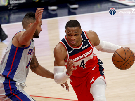 Preview: Wizards look to bounce back Thursday night in Detroit