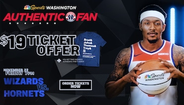NBC Sports Washington Tickets