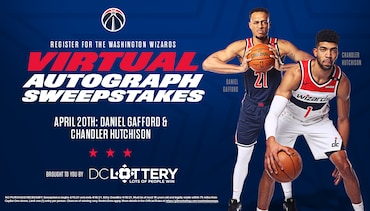 Virtual Autograph Sweepstakes