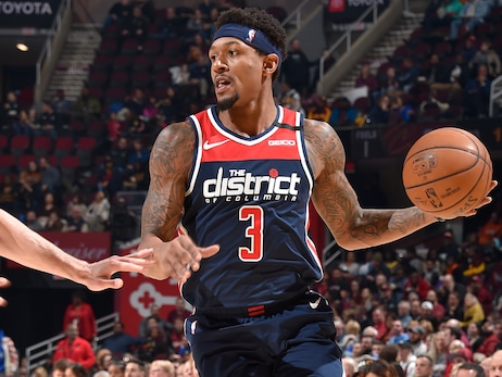 Wizards beat Cavaliers 124-112 behind Beal's 36 points