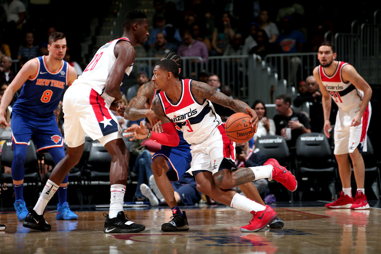 Wizards in NYC for third preseason game