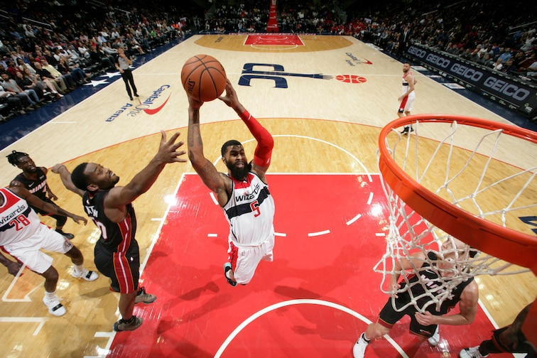 Wizards Tip Off 2018 19 Season Vs Heat Washington Wizards