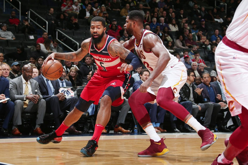 Wizards in Cleveland in search of fourth straight win