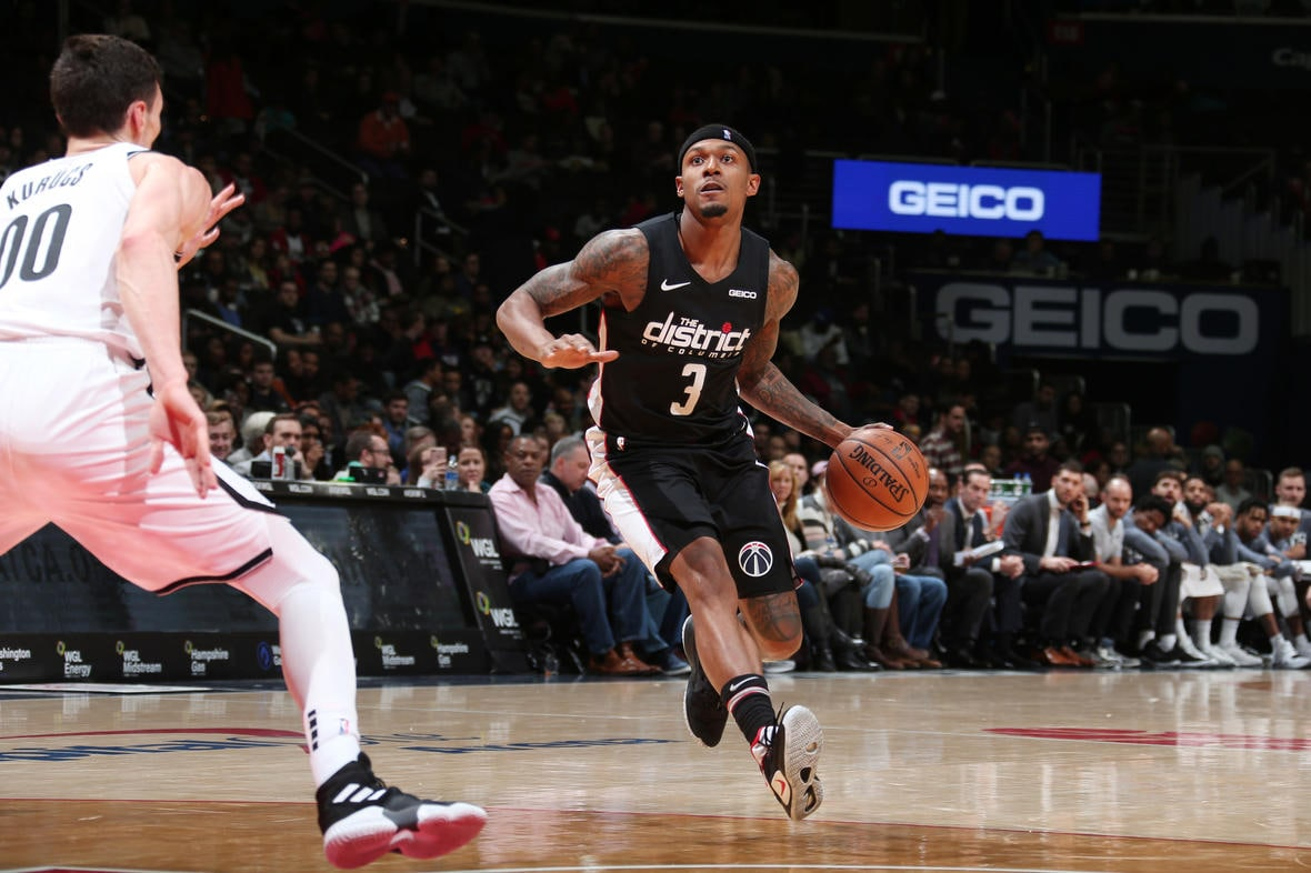 Wizards back at it Saturday vs. Nets