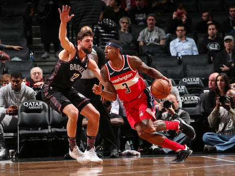 Photos: Wizards vs. Nets - 12/14/18