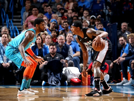 Wizards lock down on defense in 116-98 rout of Thunder