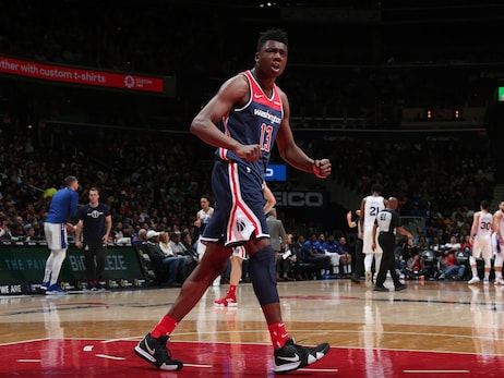 Wizards conclude preseason in Philadelphia