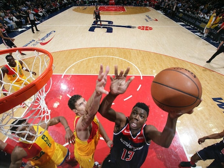 Wizards host Bucks in Sunday preseason action