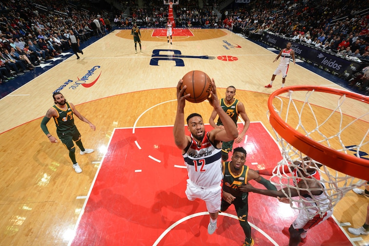 Utah Jazz v Washington Wizards